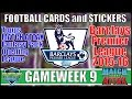 FOOTBALL CARDS & STICKERS ⚽️ GAMEWEEK 9 ⚽️ TOPPS MATCH ATTAX PREMIER LEAGUE 2015-16 Trading Cards
