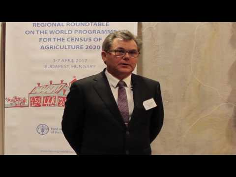 Interview with Konstantin Laykam  at the Europe and Central Asia Regional Roundtable