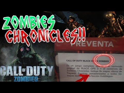 MIXUP LO HACE OTRA VEZ | ZOMBIES CHRONICLES | PRE-VENTA REAL