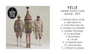 yelle safari disco club full album