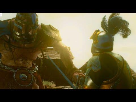 Witcher 3: Blood and Wine: Naomi Battles Ogre Boss Golyat With Sheep – Naomi Plays