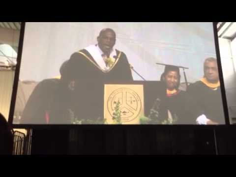 Medgar Evers Commencement Speech