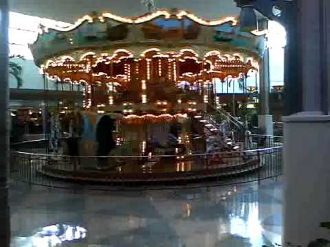 Enjoying the Carousel @ Hickory Hill Mall 9.10.2011 - YouTube