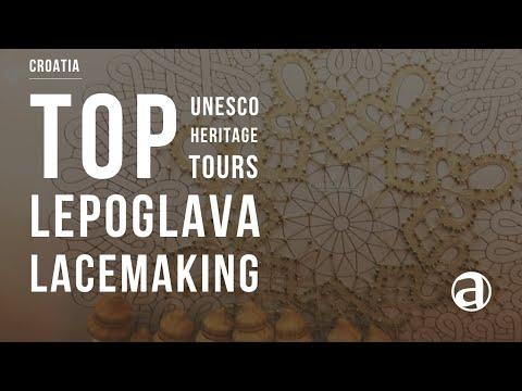 Lacemaking in Croatia | Lepoglava Lacemaking Tour | Half Day Tour | Travel Concierge antropoti