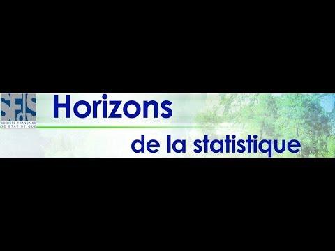Horizons des statistiques - Exposé de Robert N. Rodriguez