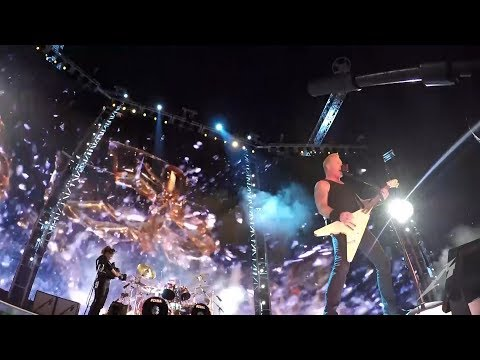 Metallica: Battery Pasadena, CA  July 29, 2017