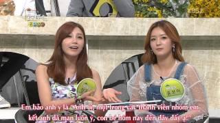 [PinkLand][Vietsub][140321] KBS2 Full House E54 - Eunji & Bomi