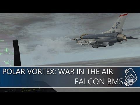 FALCON BMS: WAR IN THE AIR  