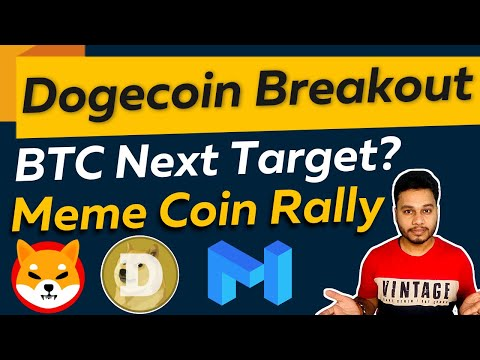 Dogecoin Breakout? Dogecoin Prediction and Shiba Inu Coin News | Best Cryptocurrency To Invest 2021