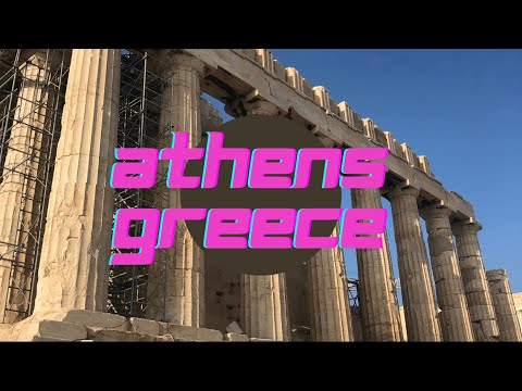 A Weekend in Athens, Greece