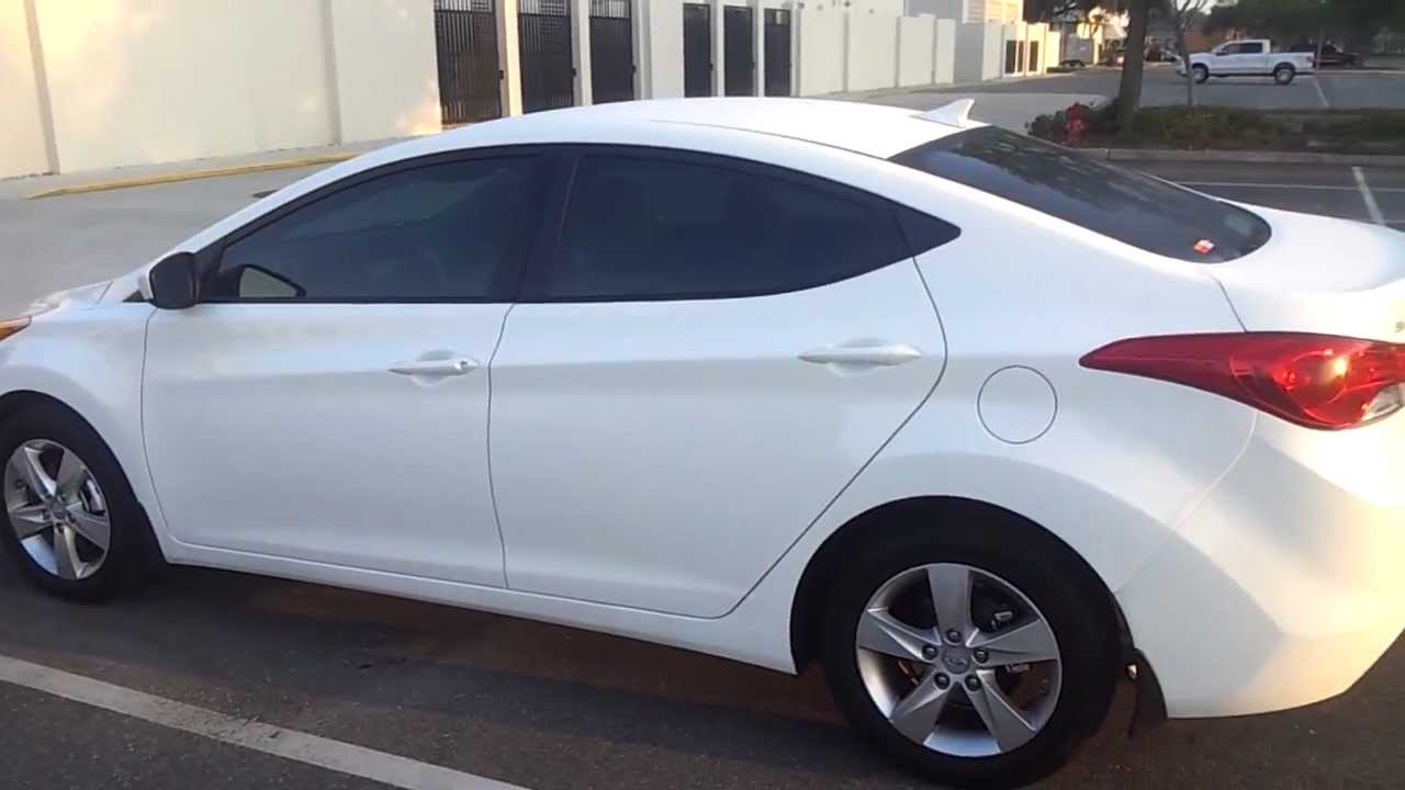 New Hyundai Elantra Sedan Walkaround Exterior Review Youtube