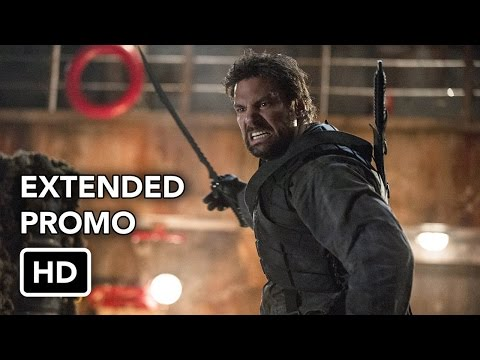 """Arrow 2x15 Extended Promo """"The Promise"""" (HD)"""