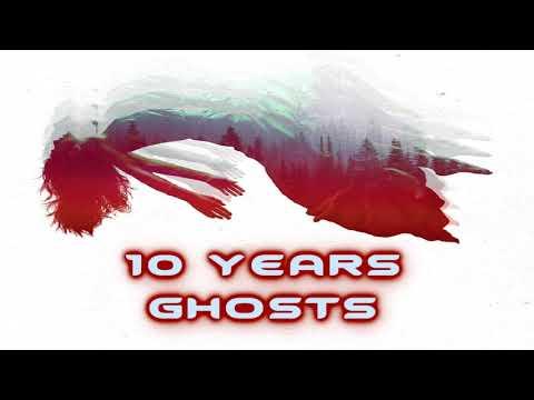 10 Years - Ghosts [Lyrics on screen]