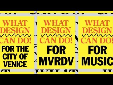 Jacob van Rijs - What Design Can Do 2011
