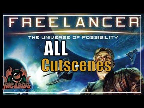 Freelancer by Digital Anvil and Microsoft Studios All Movie cutscenes