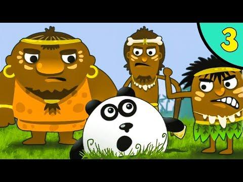ТРИ ПАНДЫ. Серия 3. Спасение панды. Игра для детей на Игрули TV