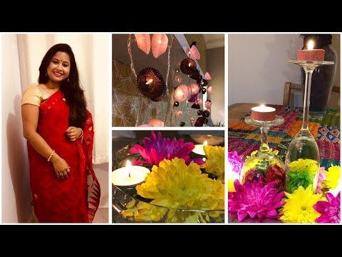 5 Festive Decoration Ideas   Quick and Easy Diwali Decoration   DIY
