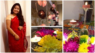 5 Festive Decoration Ideas | Quick and Easy Diwali Decoration | DIY