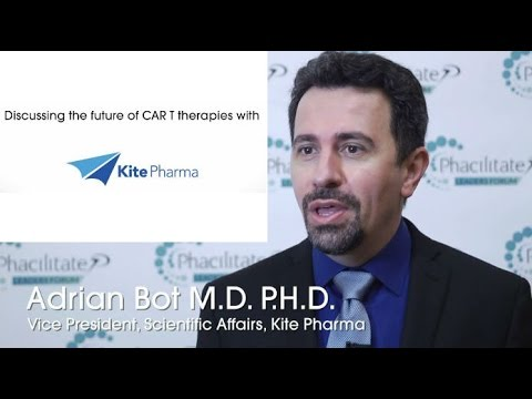 Discussing The Future Of Car T Therapies With Kite Pharma - YT