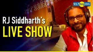 RJ Siddharth | SD Bu...