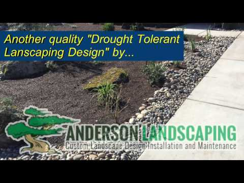 Anderson Landscaping ~ The Central Valley's Premier Landscape Specialist 559.500.3308