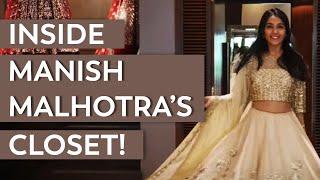 Inside Indian Couturier Manish Malhotra