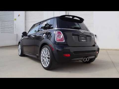 Afe 07 13 Mini Cooper L4 1 6l Turbo Exhaust System Sound Clip