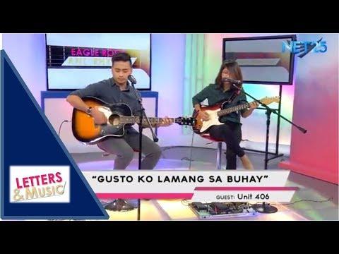 """I LOVE YOU HATER OST"" UNIT 406 - GUSTO KO LAMANG SA BUHAY (NET25 LETTERS AND MUSIC)"