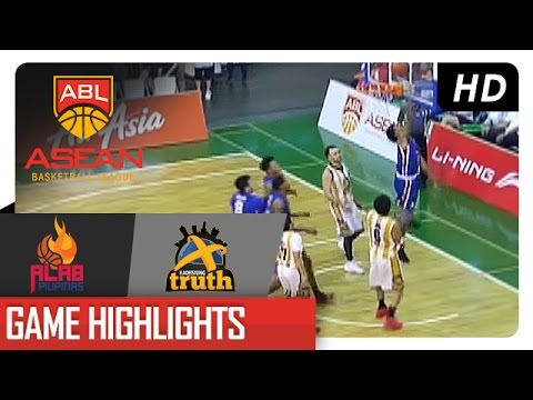 Alab Pilipinas vs. Kaohsiung Truth | Game Highlights | ABL | March 26, 2017