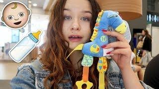 Kupuję zabawki dla naszego malucha