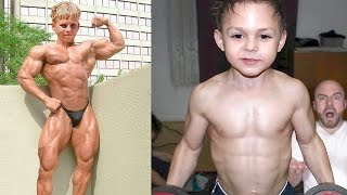 The 10 STRONGEST KIDS in the World!