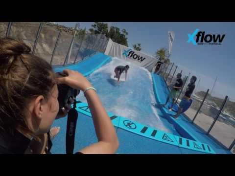 XFlow SurfSpot Portugal @ Marina de Albufeira