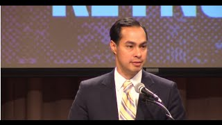 IDEAS CITY Keynote: The Honorable Julián Castro