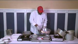 Healthy Cooking With Chef Jeff - Potato -carrot Casserole