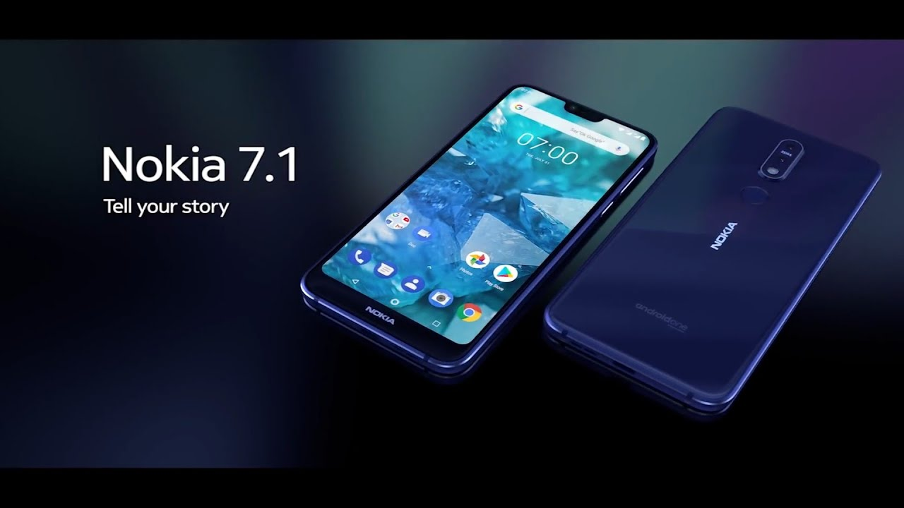 video Nokia 7.1 review – The best mid-tier smartphone?