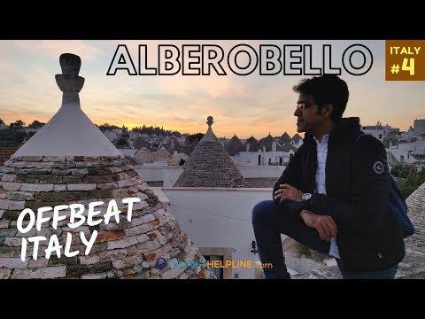 ALBEROBELLO: My Stay In An Italian Village Of 'Trulli' Houses