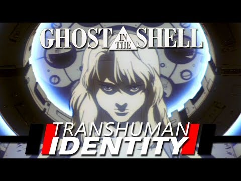 Ghost In The Shell - Transhuman Identity - CRAMMED!