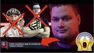"""SNAX: """"Nigdy nie zagram z Neo i TaZem w drużynie"""" WALLHACK NA OFICJALNYM MECZU :O - Polski E-Sport"""