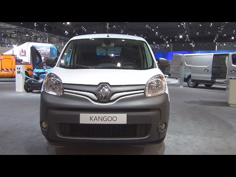 Renault Kangoo Rapid Extra TCe 115 EDC (2017) Exterior and Interior in 3D