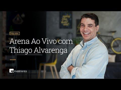 Arena ao Vivo com Thiago Alvarenga - 22/10/2020 - XP Investimentos