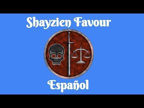 [OSRS] Shayzien Favour (Español)