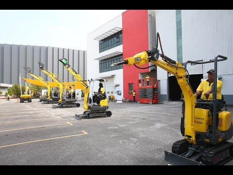 MHE-Demag Organises German-Engineered Compact Construction Equipment Show In Malaysia