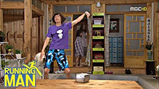 [RUNNING MAN] Ep.301_Kwang- Soo and the mosquito dance!!!
