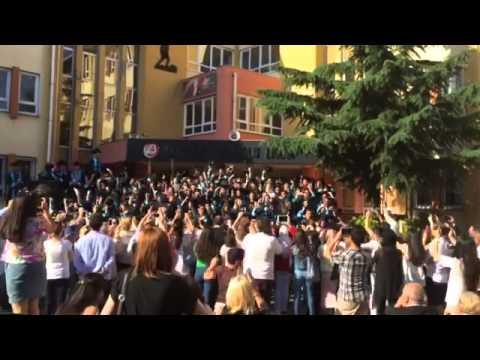 Bakırköy Anadolu Lisesi Kep Atma Töreni Youtube