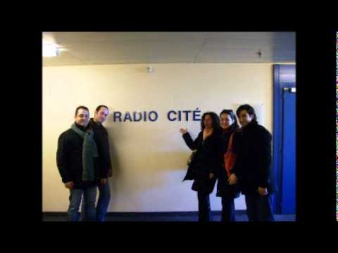 Arminda Palma - Radio Cite Geneve 1 parte.wmv