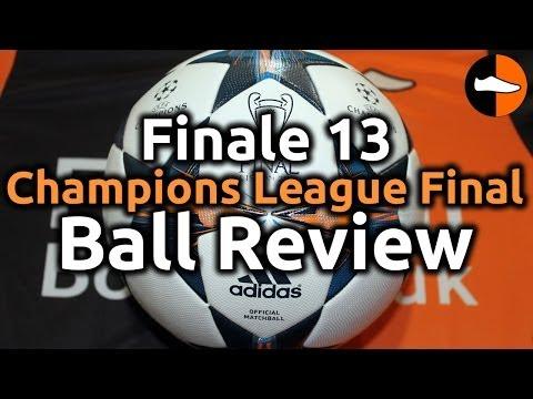 Adidas Champions League Final Matchball Review