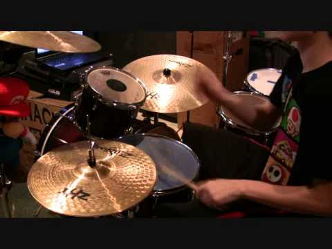two-step drum cover