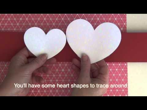How To Make A Valentine Crown