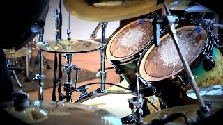 Download #12 Depeche Mode - Never Let Me Down Again - Drum Cover MP3 song and Music Video