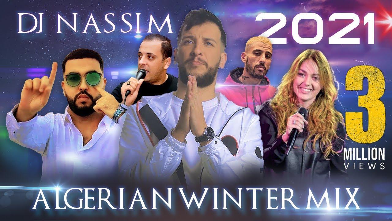 Download DJ NASSIM - Algerian Winter Mix 2021   mashup video mix